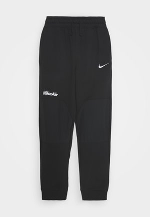 AIR - Pantalon de survêtement - black/white