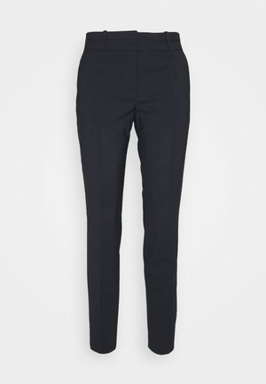 THE SKINNY TROUSERS - Trousers - navy