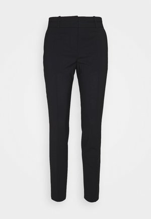 THE SKINNY TROUSERS - Bukse - navy