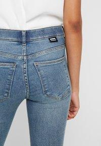 Dr.Denim Tall - SONIQ - Flared Jeans - west coast blue - 5