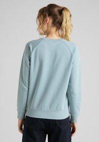 Lee - Sweatshirts - faded blue - 2
