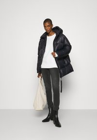 Marc O'Polo - PUFFER JACKET - Piumino - black - 1