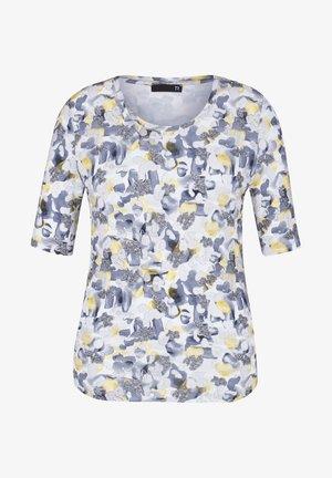 Print T-shirt - mehrfarbig