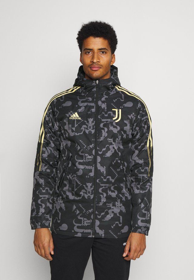 JUVENTUS TURIN  - Article de supporter - black/pyrite