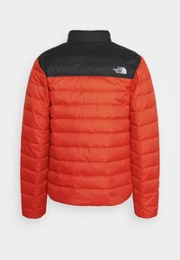 The North Face - MID LAYER - Ski jacket - fiery red/black - 1