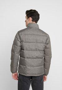Jack & Jones - COSPY JACKET - Winter jacket - grey melange - 2