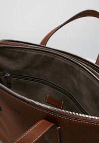 BOSS - CROSSTOWN  ZIPS - Briefcase - light pastel brown - 4