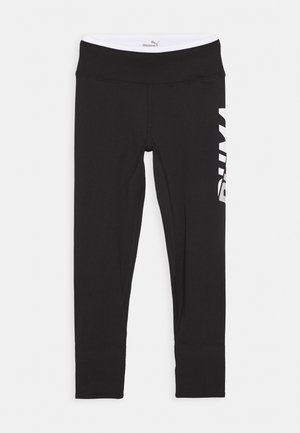 MODERN SPORTS LEGGINGS - Leggings - black/white