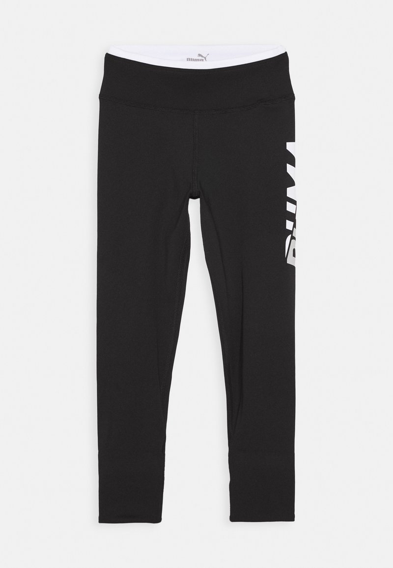 Puma - MODERN SPORTS LEGGINGS - Punčochy - black/white