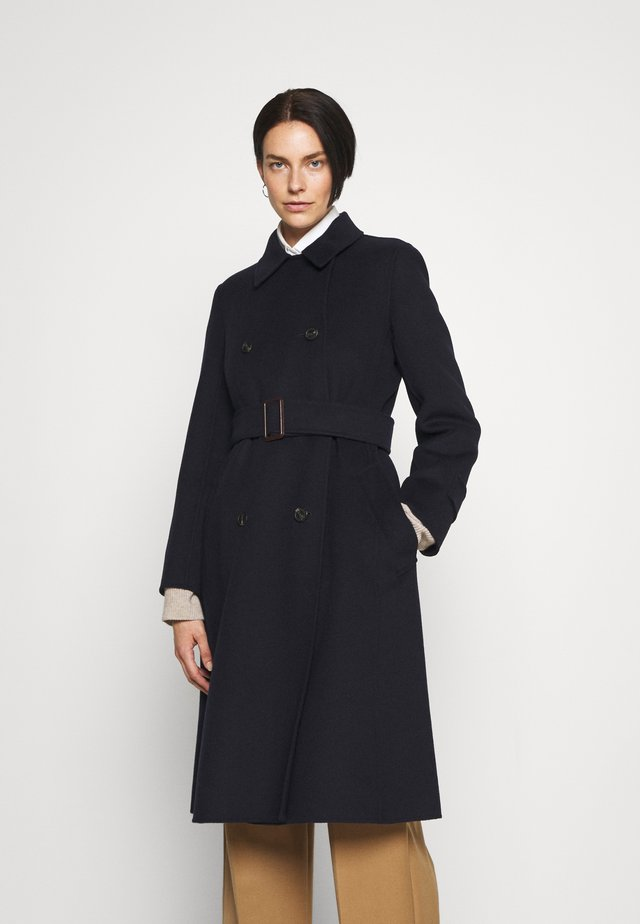 STRUZZO - Klassisk frakke - midnight blue