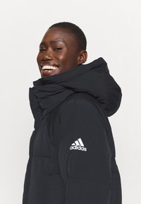 adidas Performance - URBAN OUTDOOR JACKET - Down coat - black - 6