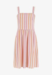 Sugarhill Brighton - QUEENIE OMBRE STRIPE - Day dress - pink - 4