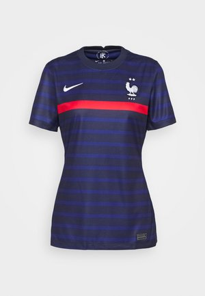 FRANKREICH - National team wear - blackened blue/white