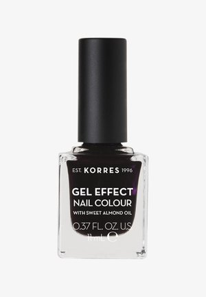 GEL-EFFEKT NAGELLACK - Nail polish - smokey plum 76