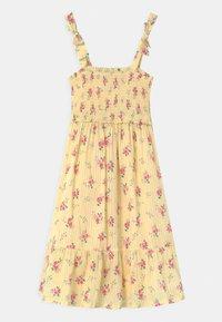 GAP - GIRL MIDI DRESS  - Day dress - yellow - 0