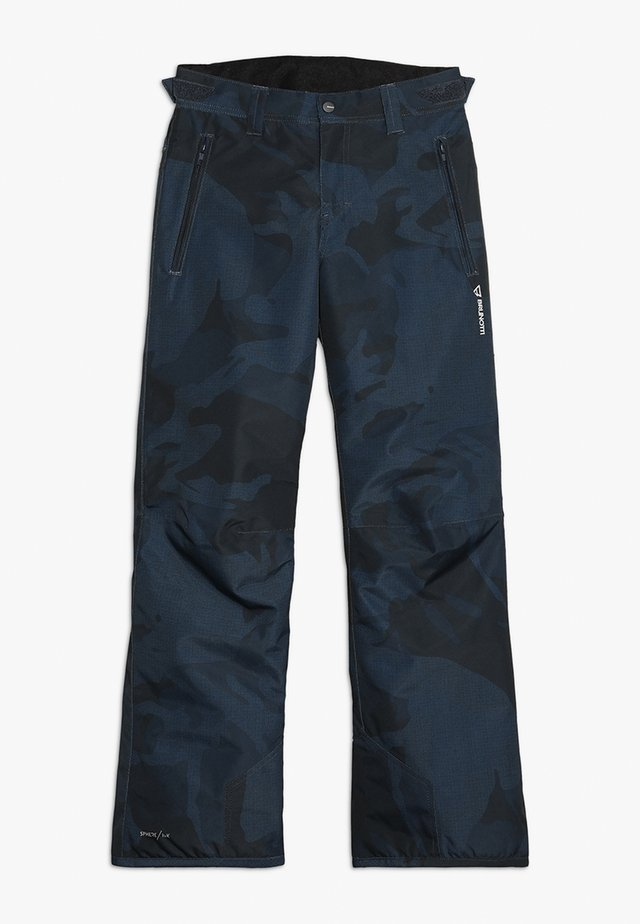 KITEBAR BOYS SNOWPANTS - Pantalón de nieve - space blue