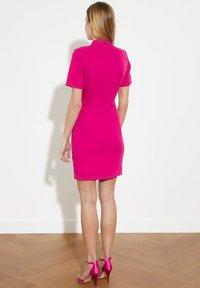 Trendyol - Robe d'été - pink - 3