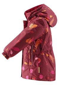 Reima - TOKI - Outdoor jacket - lingonberry red - 1