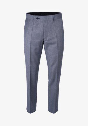 Suit trousers - medium blue