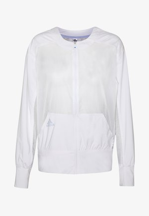 CREW - Training jacket - white