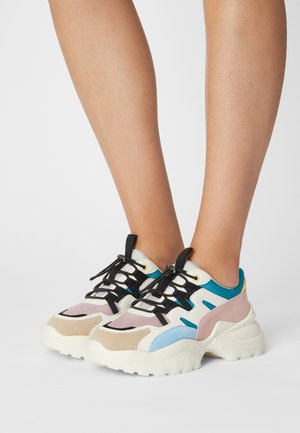 CHUNKY TRAINERS - Sneakersy niskie - multicolor