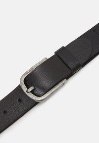 Pepe Jeans - NAMIBIA BELT UNISEX - Pásek - black - 3