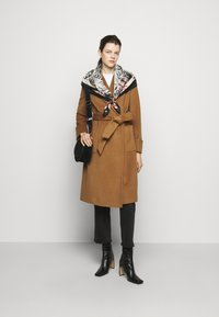 Lauren Ralph Lauren - Płaszcz wełniany /Płaszcz klasyczny - new vicuna - 1