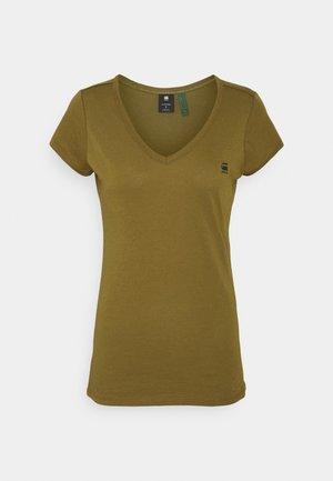 EYBEN SLIM - T-shirts med print - light antic green
