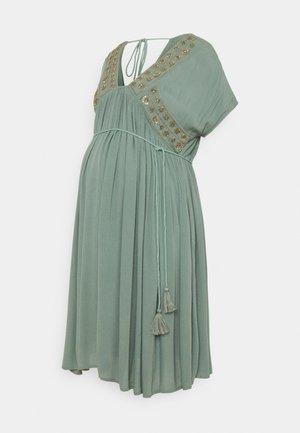 MAGIC BUS - Korte jurk - mint