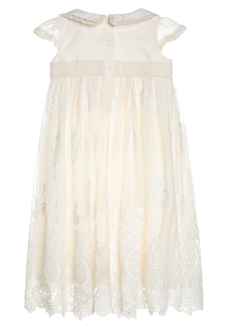 VINTAGE OCCASION DRESS BABY   Cocktailkleid/festliches Kleid   ecru