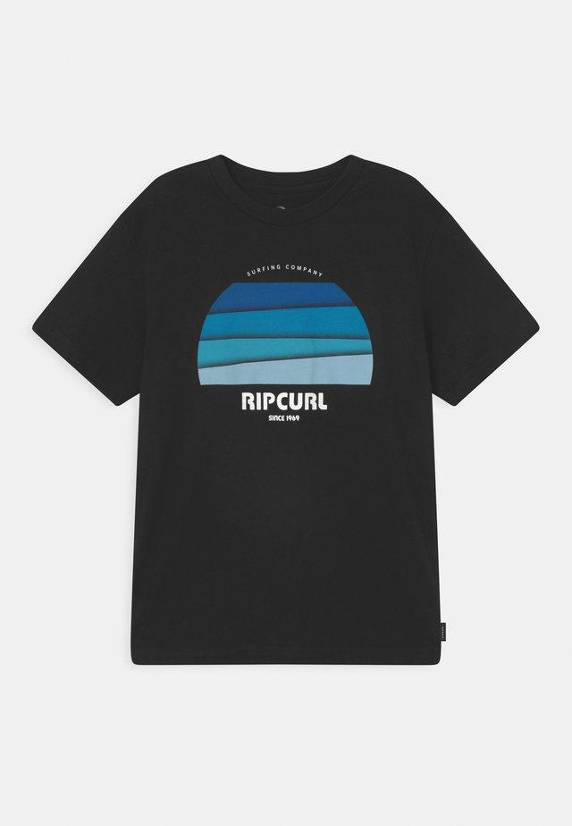 HEY MUMA UNISEX - T-shirt print - black