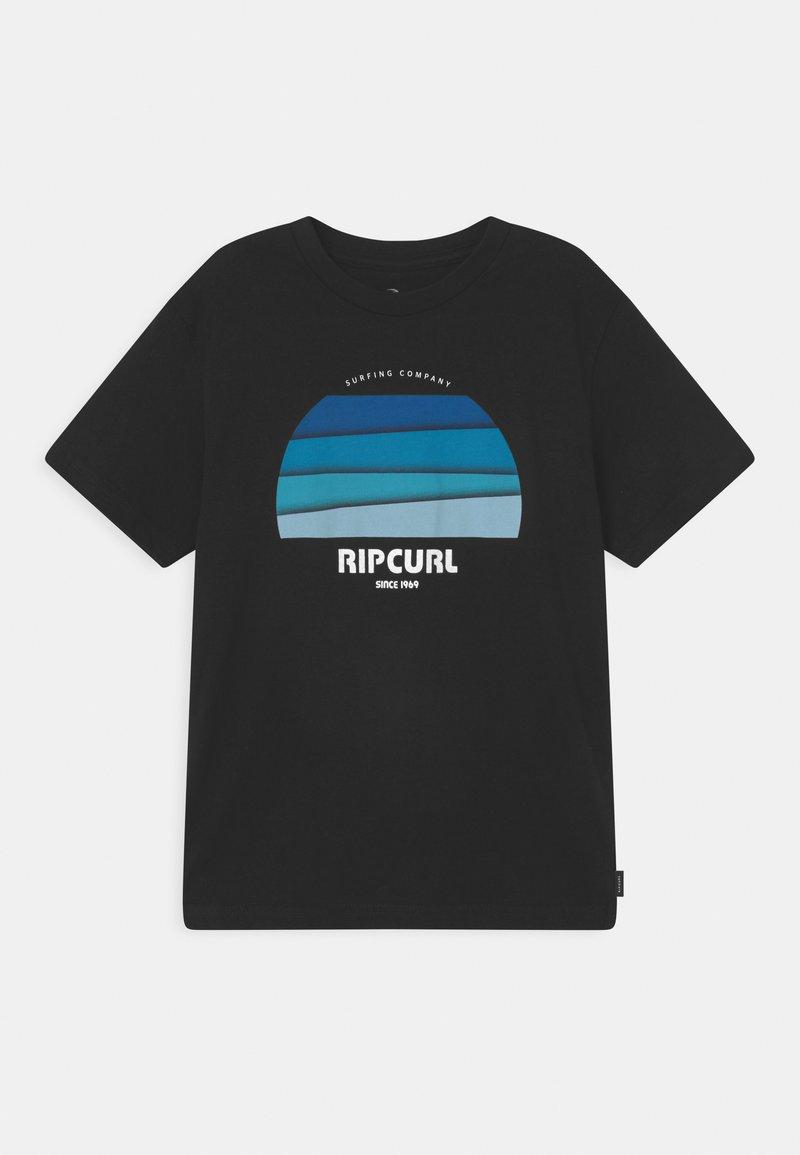 Rip Curl - HEY MUMA UNISEX - T-shirt con stampa - black