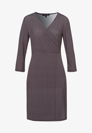 MINIMALPRINT - Shift dress - schwarz
