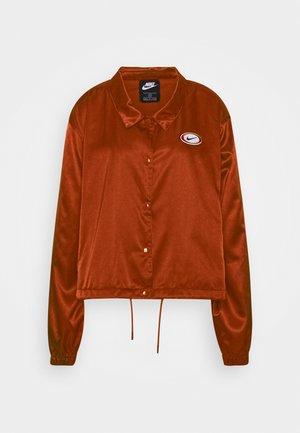 FEMME - Summer jacket - firewood orange
