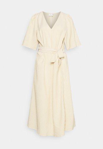 ELISIANA DRESS - Day dress - chalk/ classi sand