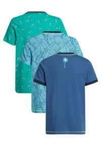 WE Fashion - 3-PACK - Camiseta estampada - multi-coloured - 7