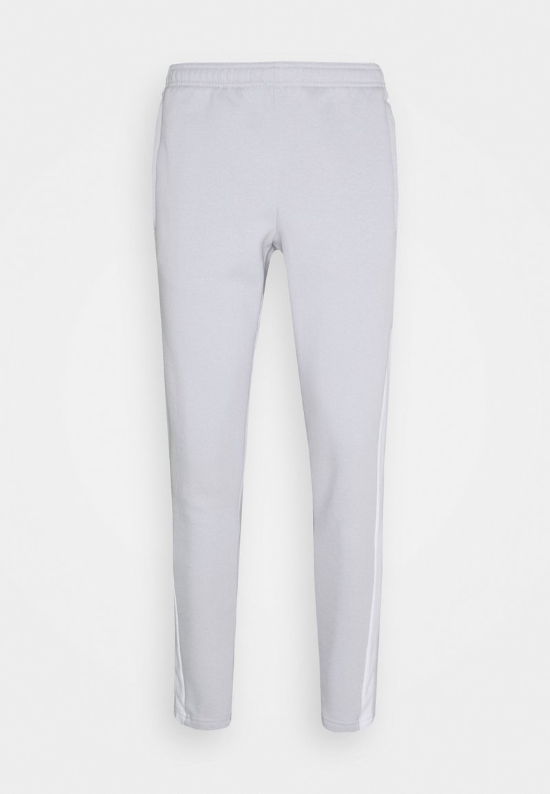 adidas Performance - SQUAD - Tracksuit bottoms - team light grey