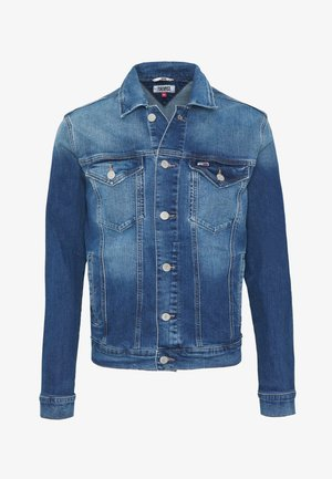 REGULAR TRUCKER JACKET - Denim jacket - blue denim
