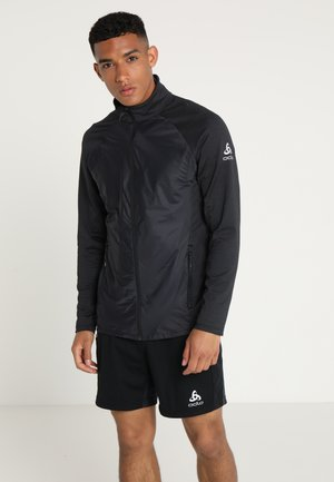 JACKET VELOCITY ELEMENT LIGHT - Sports jacket - black/graphite grey