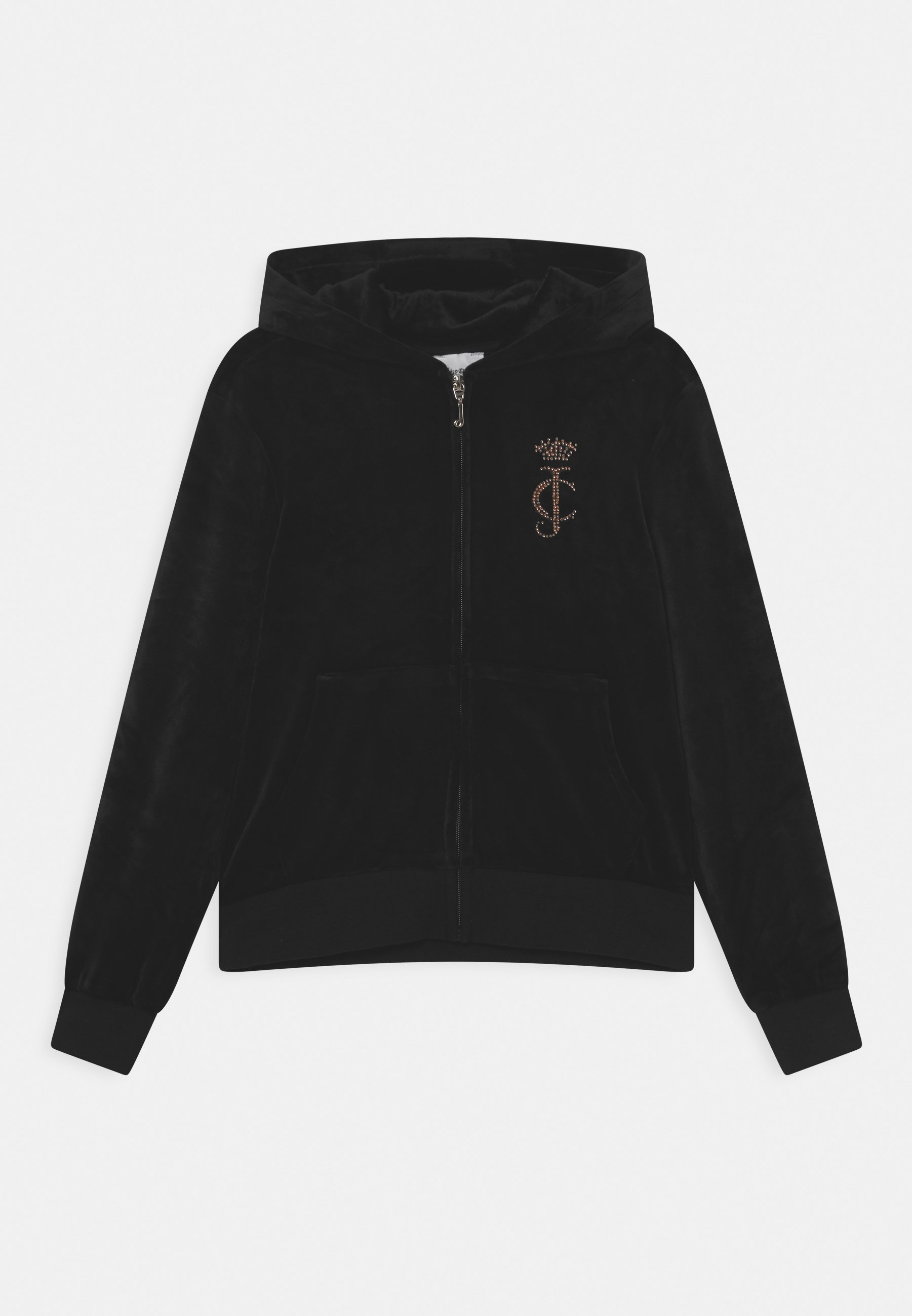 Kids LUXE DIAMANTE ZIP HOODIE - Zip-up sweatshirt