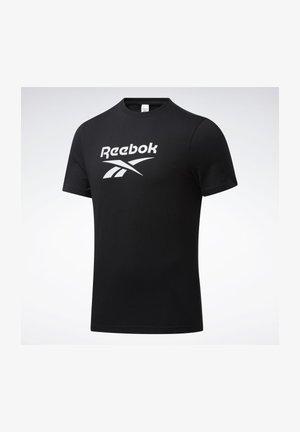 CLASSICS VECTOR T-SHIRT - Print T-shirt - black