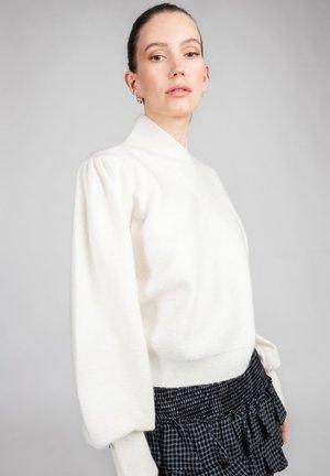KATHY  - Strikkegenser - off white