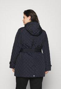 Lauren Ralph Lauren Woman - INSULATED COAT - Winter coat - dark navy - 2