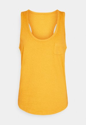 TANK - Top - starlight gold