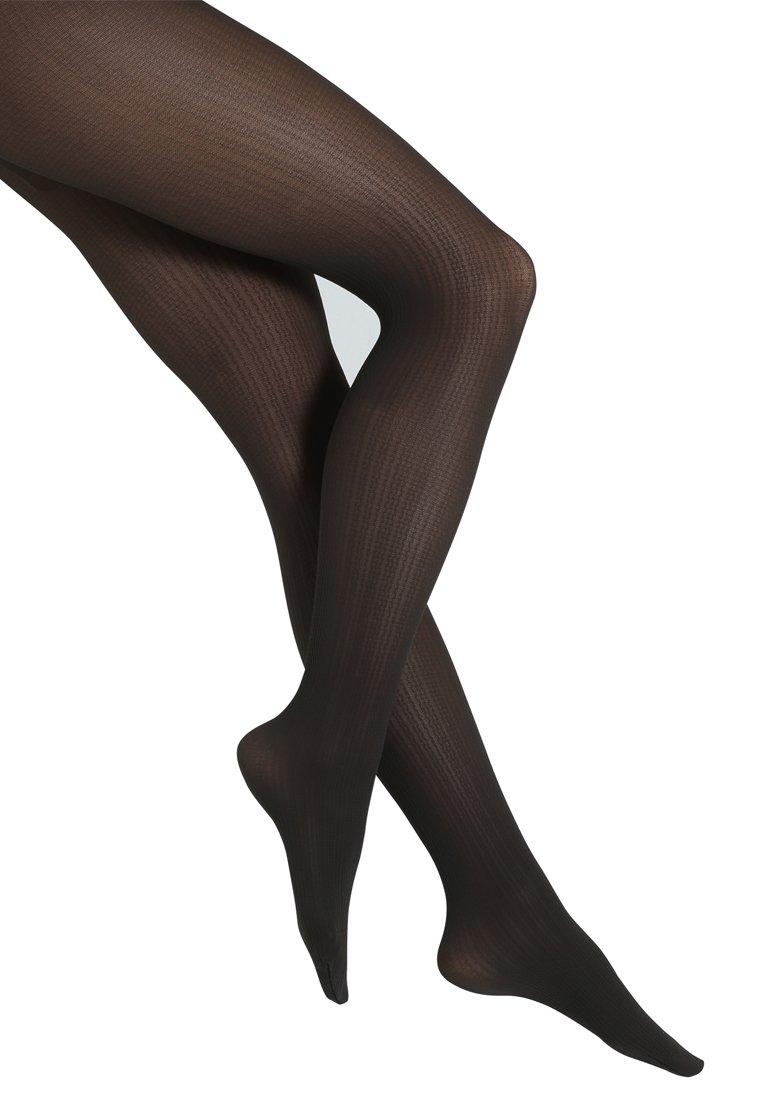 Femme FINE RIB 50 DENIER HALB-BLICKDICHT MATT - Collants