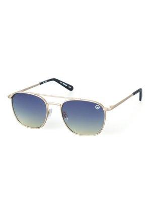PLAIN - Sunglasses - gold