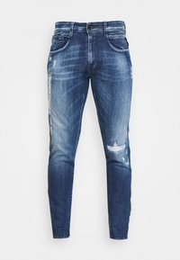Replay - BRONNY - Jeans Tapered Fit - medium blue - 3