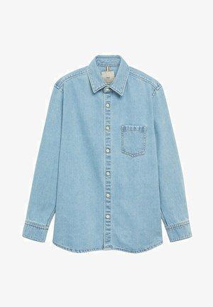 JAZZ - Overhemd - hellblau