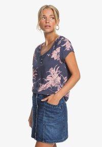 Roxy - BAYWATCH GIRL - Denim skirt - dark indigo - 3