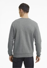 Puma - CLASSICS - Sweatshirt - medium gray heather - 2